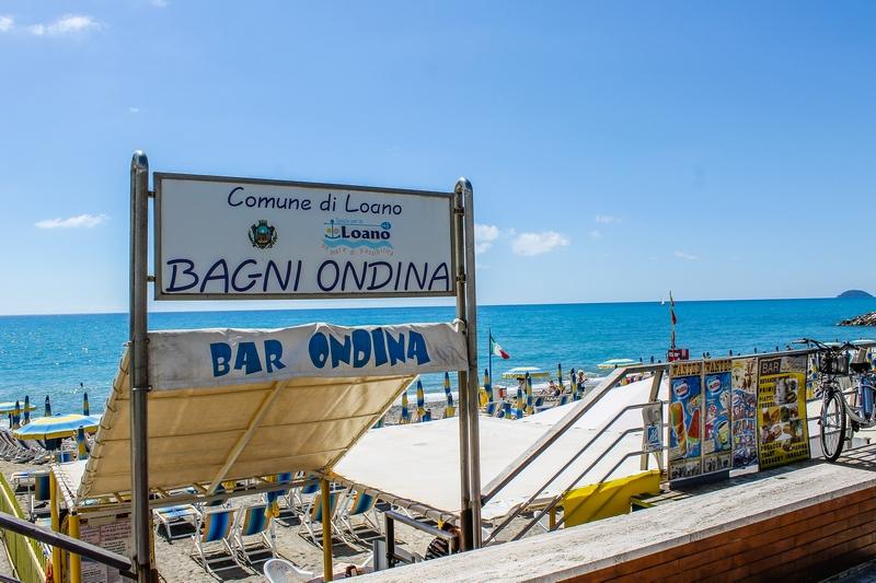 Bagni Ondina - A.T.I. S.L.A. Loano | Spiagge Libere Attrezzate